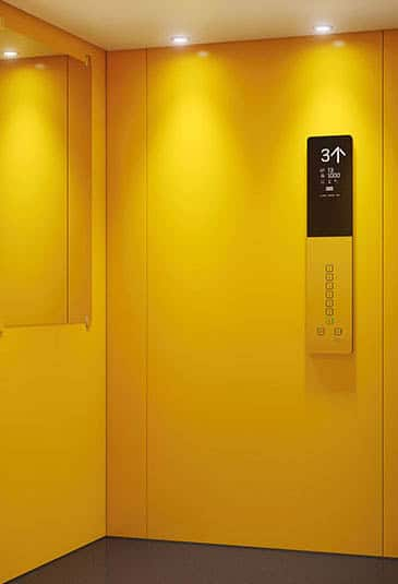 KONE EcoSpace® residential elevator
