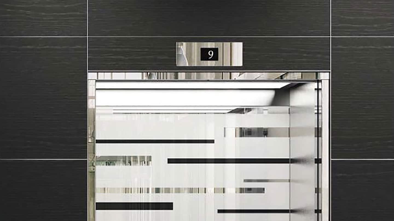 Allestimenti per cabine di ascensore kone